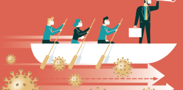 Ask a B2B agency, Part 1: Leadership in a pandemic